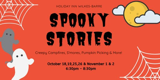 Copy of Spooky Stories