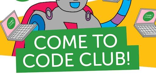 Coderdojo Code Club  Zwolle 2019#10 (7-14 jaar)