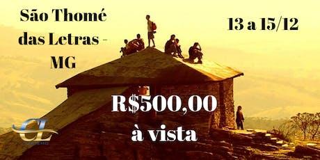 Excursão para São Thomé das Letras - MG ingressos