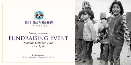 The Global Schoolhouse Initiative Fundraiser billets