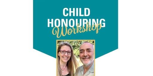Child Honouring Workshop, Nov. 22, 2019, at University of Victoria