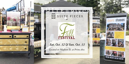 Suite Pieces at The 2019 Long Island Fall Festival