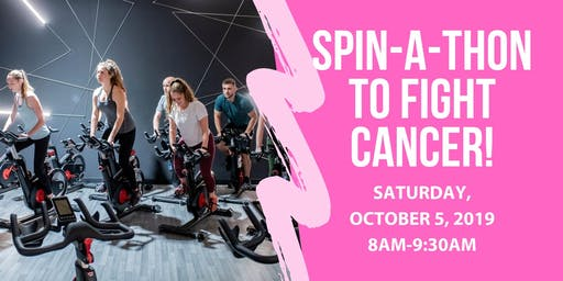 Springfield Spin-A-Thon to Fight Cancer!
