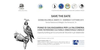 PIANO DI SALVAGUARDIA PER LA FALCONERIA COME PATRIMONIO IMMATERIALE UNESCO