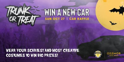 Legends FC Trunk or Treat