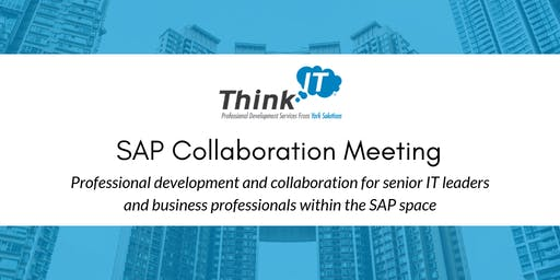 Twin Cities Think IT SAP Collaboration Group Meeting