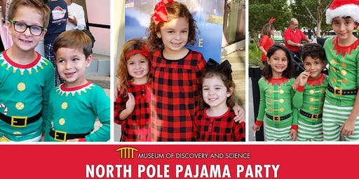 NORTH POLE PAJAMA PARTY