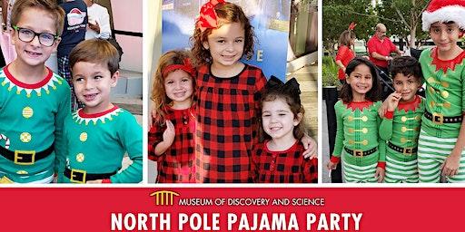 NORTH POLE PAJAMA PARTY