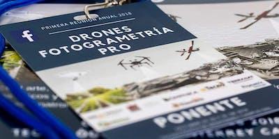 2da REUNIÓN DRONES FOTOGRAMETRÍA PRO