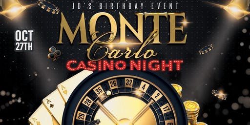 JDs Casino Night Birthday Fundraiser
