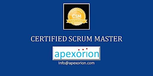 CSM (Certified Scrum Master) - Dec 14-15, Chandler, AZ