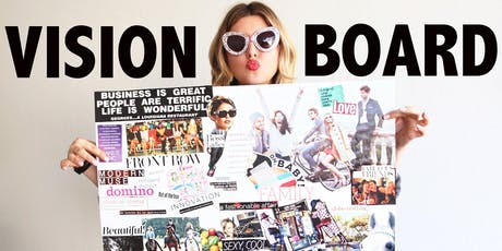 Not Your Ordinary Vision Board Workshop tickets