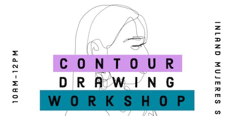 Contour Drawing Workshop tickets