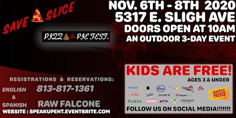 Save-A-Slice Pizza & Pie Festival 2020 tickets