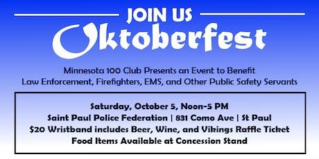 MN 100 Oktoberfest tickets