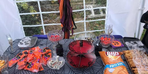 Halloween Carvinal Frighten Fest For the whole family
