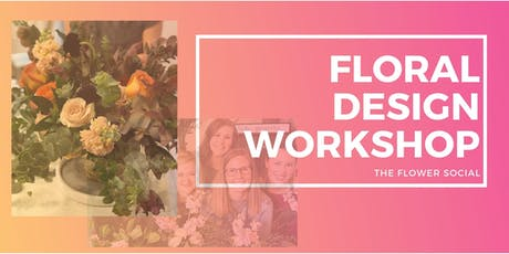 Floral Design + Wine Class tickets