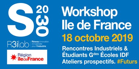 S2030 I WORKSHOP ILE DE FRANCE tickets