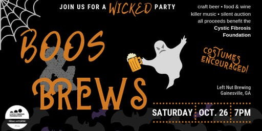 Boos & Brews For A Cure