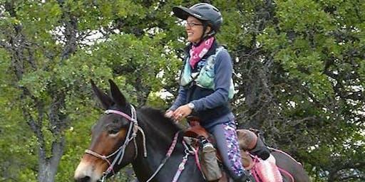 Banish Pre Ride Jitters! Horse & Rider Wellness Workshop