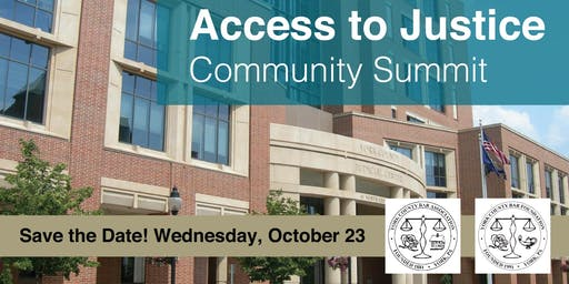 2019 York County Access to Justice Community Summit