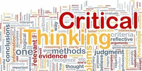 Academic Writing for MSc(BC): Developing a critical and reasoned response