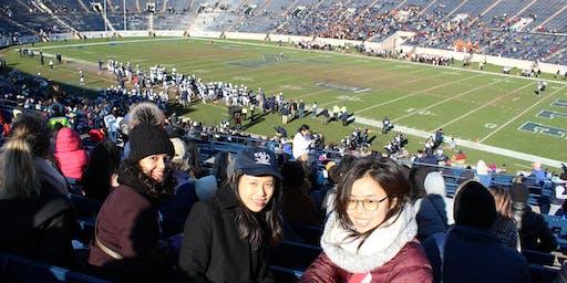 American Football 101: Yale vs. Fordham