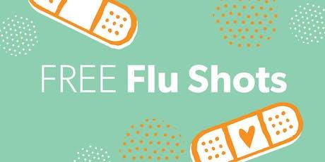 FREE Flu Clinic tickets