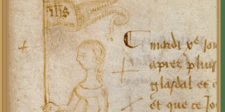Jeanne et sainte Jeanne billets