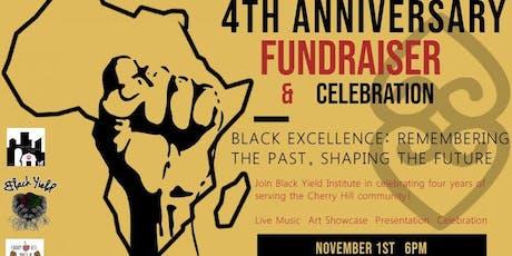4th Anniversary Fundraiser & Celebration tickets