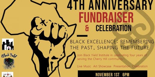 4th Anniversary Fundraiser & Celebration