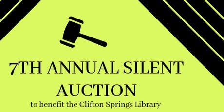 Annual Silent Auction Fundraiser tickets