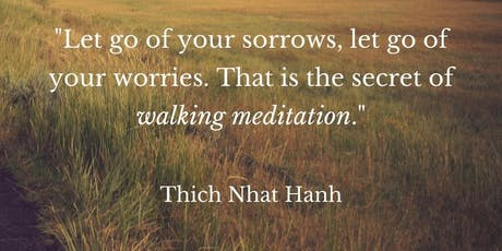 Conscious Self Care - Walking Meditation in Pacifica tickets
