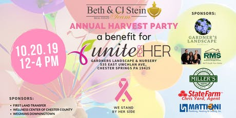 The Stein Team of Keller Williams Annual Harvest Party tickets