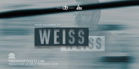 Weiss at Treehouse tickets