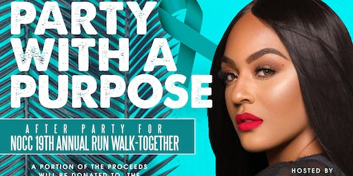 """Party with a Purpose"" This Saturday Hosted by Brandi Maxiell at Bar Stellar No Cover"