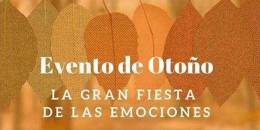Evento de Otoño: La Gran Fiesta de las Emociones