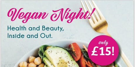 Vegan Night tickets