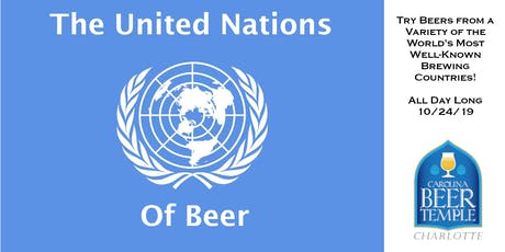United Nations Day International Beer Showcase tickets