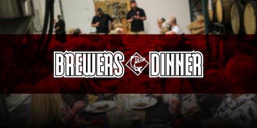Sockeye Brewing: Exclusive Brewer's Dinner