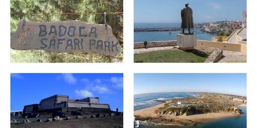 De Lisboa a Sines, Porto Covo, Milfontes e Badoca Safari Park