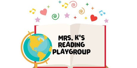 Mrs. K's Reading Playgroup tickets