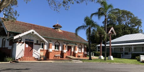 Anglican Church Garden Party Sandgate tickets