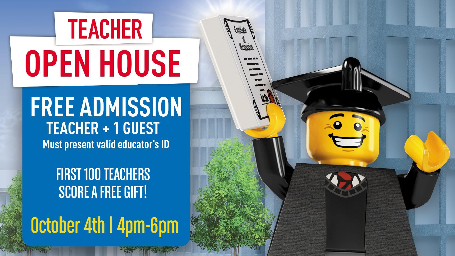 2019 Teacher Open House