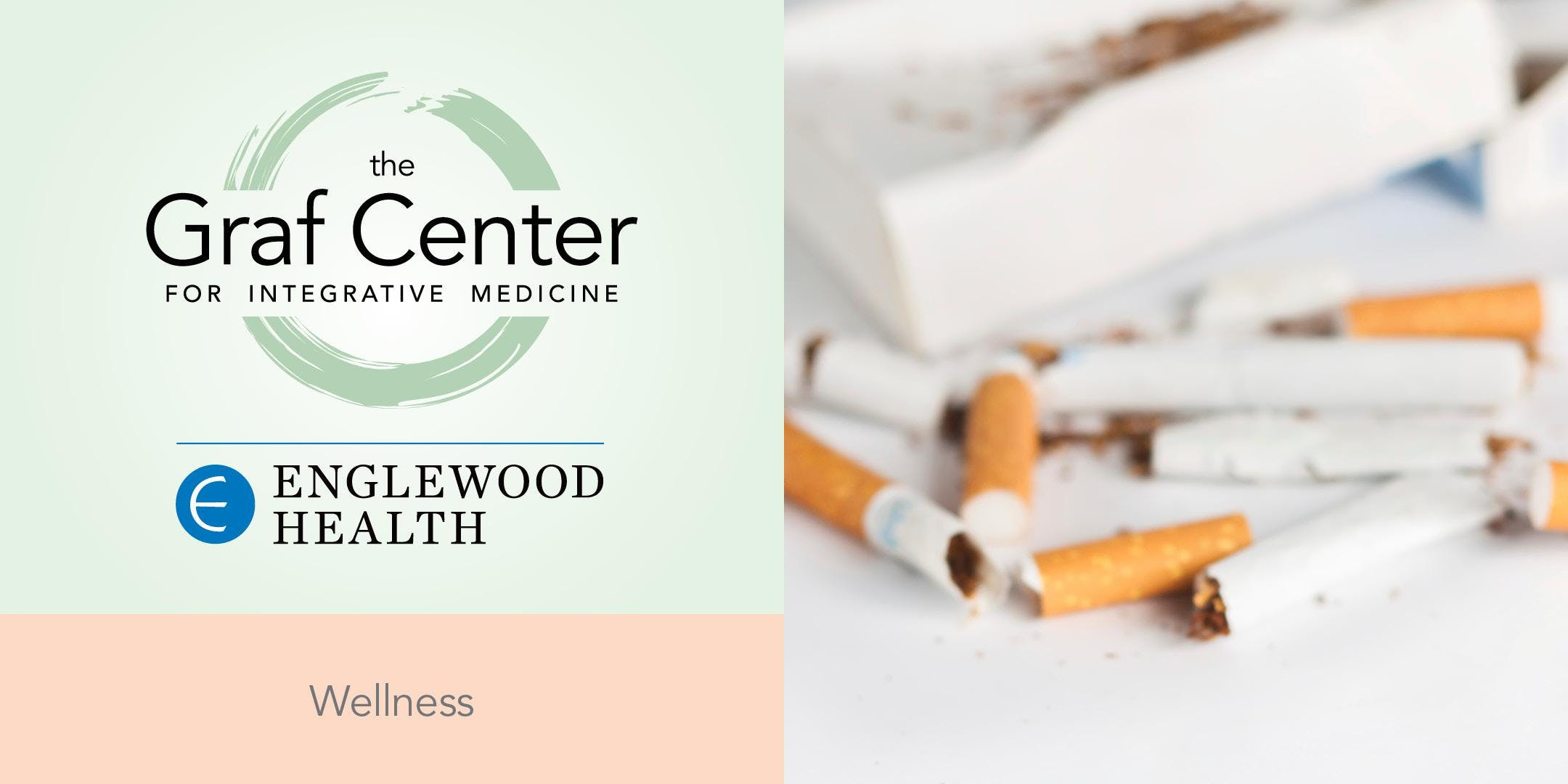 More info: Pack It Up: Smoking Cessation Program with Acupuncture (7-Session Series)