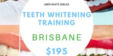 Cosmetic Teeth Whitening Technician Training and  Certification tickets