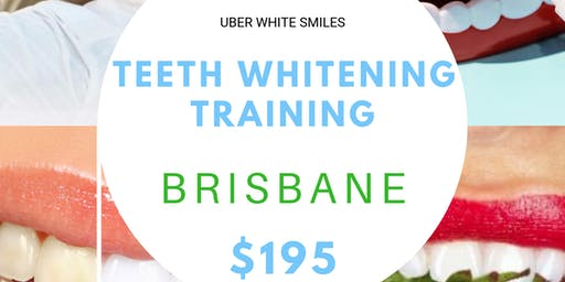 Cosmetic Teeth Whitening Technician Training and  Certification