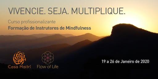 Formação Profissional de Mindfulness - Módulo I (Jan/2020)