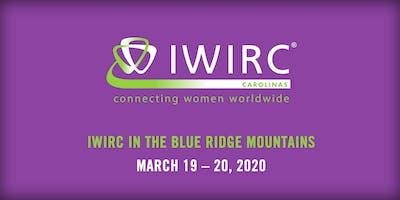 IWIRC in the Blue Ridge Mountains