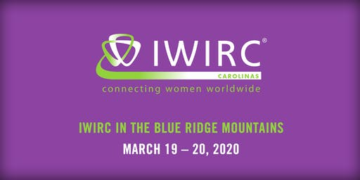 IWIRC in the Blue Ridge Mountains